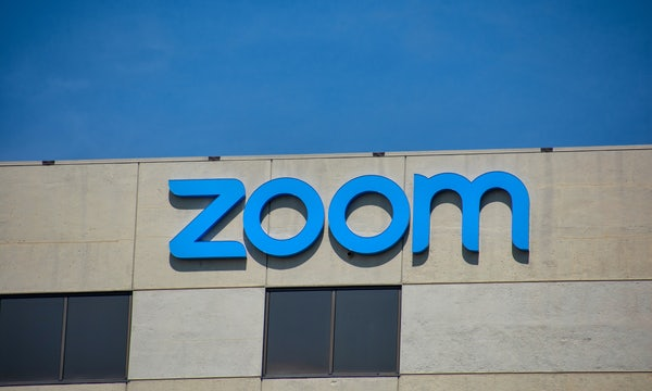 Trotz Vervierfachung des Gewinns: Zoom wächst Anlegern nicht schnell genug