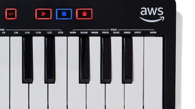 Deepcomposer: Warum AWS jetzt ein Midi-Keyboard auf den Markt bringt