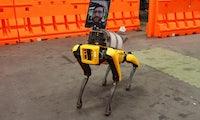 Spot im Shop: Du kannst dir jetzt deinen eigenen Roboterhund kaufen