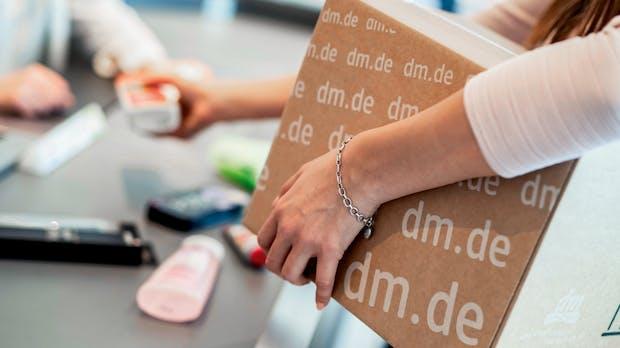 Express-Abholung im DM-Markt: Service jetzt deutschlandweit verfügbar
