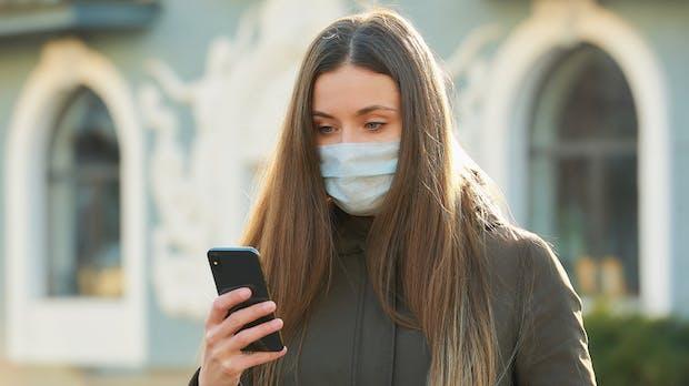 Mund-Nasen-Masken: Wer sie beim Verkauf falsch deklariert, riskiert eine Abmahnung