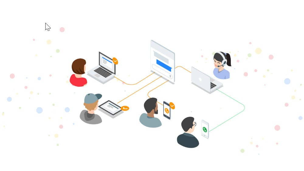 Contact Center AI und Dialogflow: Google baut den Corona-Chatbot