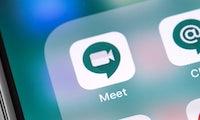 Google Meet: Ab Oktober nur noch 60 Minuten gratis nutzbar