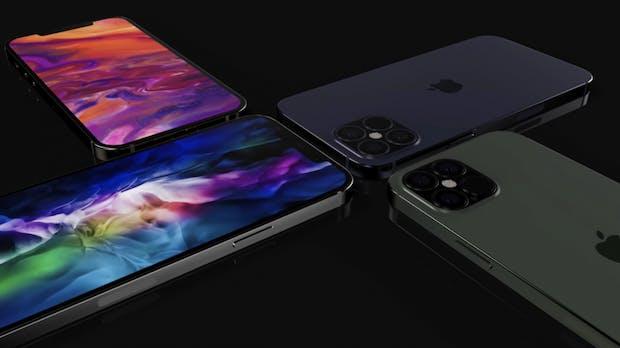 iPhone 12 und iPhone 12 Pro (Max): So sehen sie aus, das steckt wohl drin