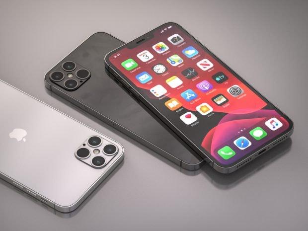 iPhone 12 Pro Renderbild