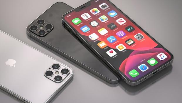 iPhone 12 Pro Renderbild. (Bild: Jonas Daehnert)