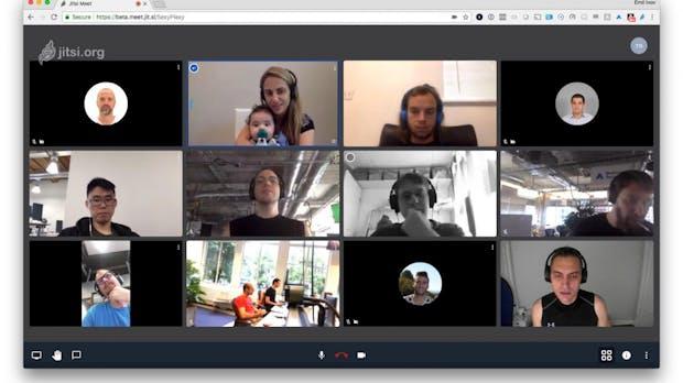 Videokonferenzen schnell, einfach und Open-Source mit Jitsi Meet – so geht's!