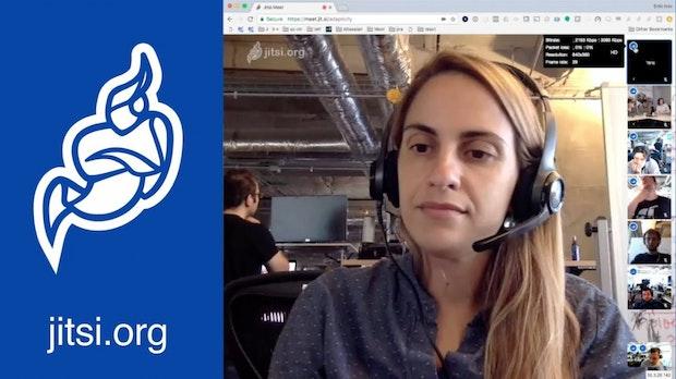 Videokonferenzen mit Jitsi Meet: So setzt ihr euren eigenen Server auf