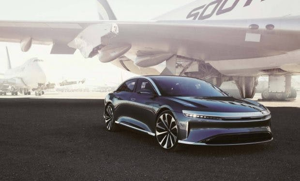Lucid Air. (Foto: Lucid Motors)
