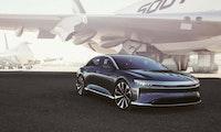 Lucid Air: E-Limousine kommt für 70.000 Dollar –Tesla macht Model S noch günstiger