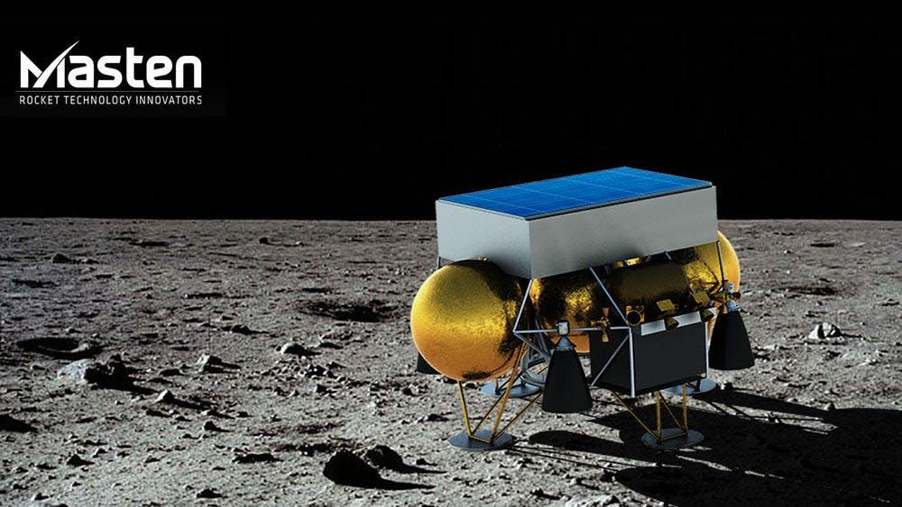 Programm Artemis: Der Lander Masten XL-1 soll die nächste Mondexpedition vorbereiten
