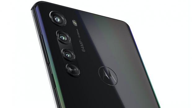 Motorola Edge. (Bild: Motorola)