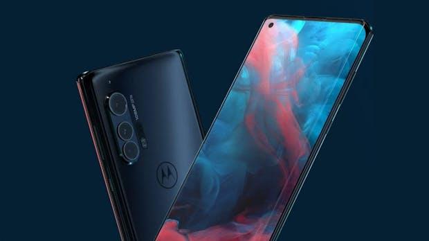 Motorola Edge und Edge Plus: Lenovo-Tochter versucht es nochmal im Oberklasse-Smartphone-Segment