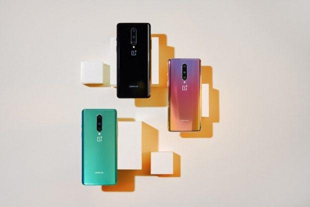 Oneplus 8 – alle Farben