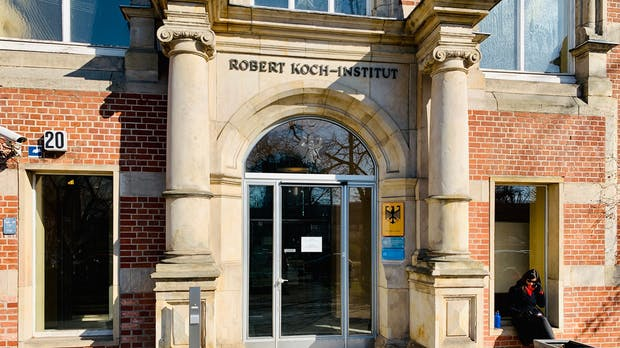 Robert Koch Institut Berlin
