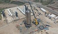 Durchbruch: SpaceX Starship SN4 besteht Druckbetankungstest