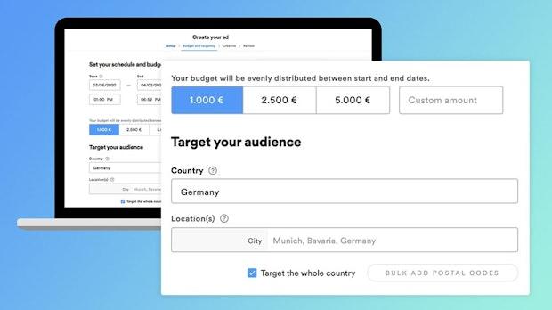 Audiowerbung: Spotify Ad Studio startet in Deutschland