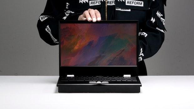 MNT Reform: Notebook setzt auf Open Source und reparierbare Hardware