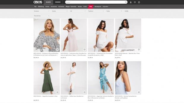 AR statt Fotoshooting: Onlinehändler Asos kleidet Models virtuell ein