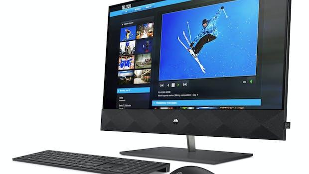 Pavilion 24 und 27: Neue All-in-One-PCs von HP. (Bild: HP)