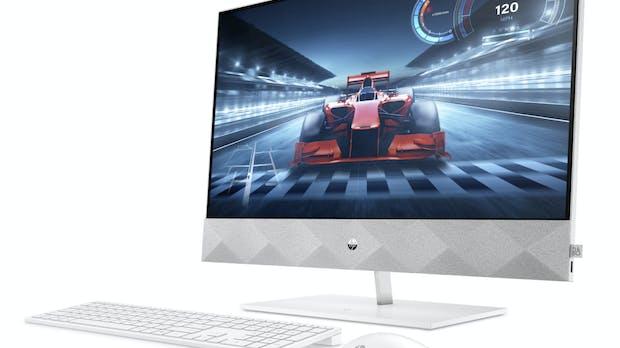 4K-Display, Intel-Chip und mehr – HP stellt neue All-in-One-PCs vor