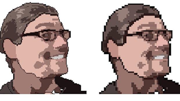 Pixel-me macht aus euren Fotos Pixelart, Emojis und Icons