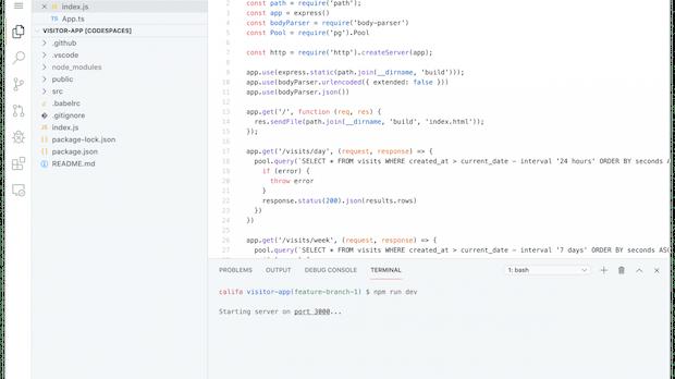 GitHub launcht Codespaces: Ein Klick und you're good to code