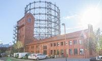 Teslas Entwicklungszentrum zieht in Gasometer am Berliner Euref-Campus