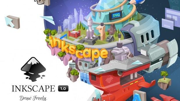 Vektorgrafik: Inkscape erreicht nach mehr als 16 Jahren Version 1.0