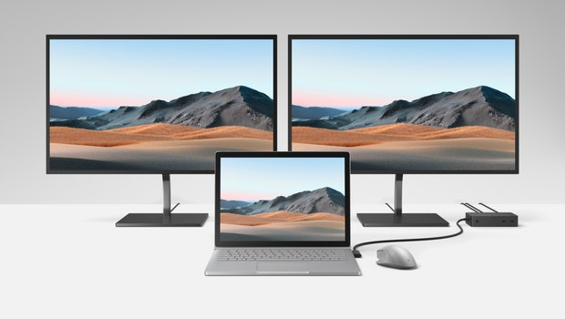 Microsoft Surface Book 3. (Foto: Microsoft)