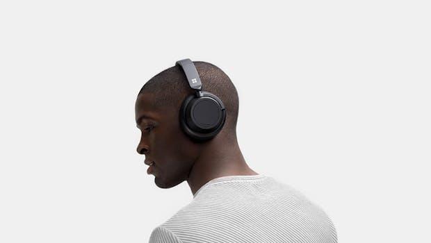 Microsofts Surface Headphones 2. (Foto: Microsoft)