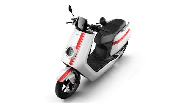 E-Roller Niu NQiGTS. (Foto: Niu)