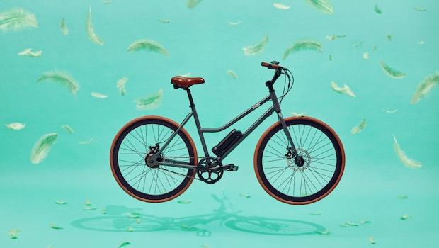 Als Investor ist der Moderator Joko Winterscheidt an der E-Bike-Marke Sushi beteiligt. Hier ist ein California Roll C1 zu sehen. (Foto: Sushi)