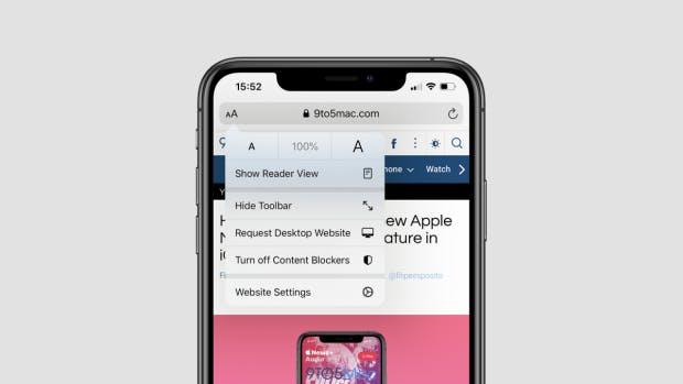 Safari soll mit iOS 14 einen Übersetzer erhalten