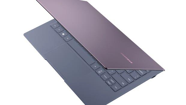 Samsung Galaxy Book S mit Intel-Prozessor. (Bild: Samsung)