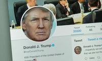 Vor der US-Wahl 2020: 4 Jahre Trump in 4 Tweets