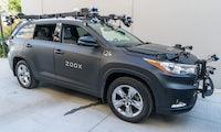 Selbstfahrende Autos: Amazon will Entwicklerfirma Zoox kaufen
