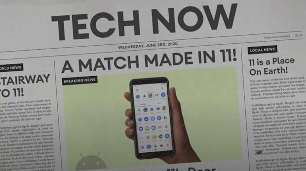 Android 11: Google kündigt Event für Juni an