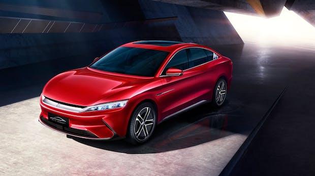 Chinas Autoriese BYD will Model-3-Konkurrenten Han auch in Europa anbieten