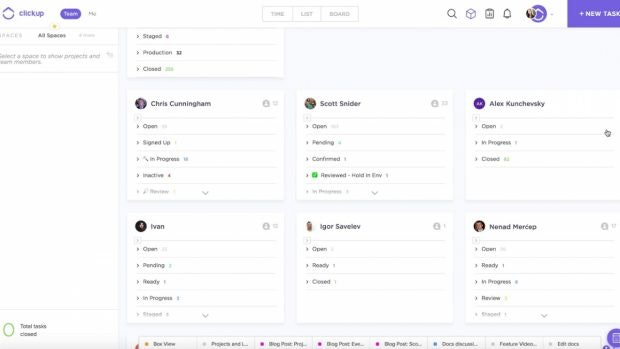 Clickup To-Do und Taskmanagement