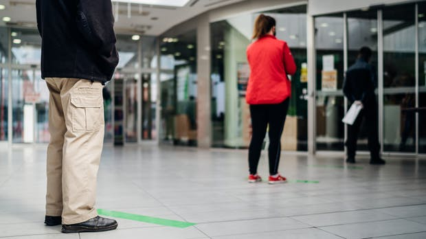 Google: Stationäre Händler können kontaktlose Abholung vor dem Geschäft bewerben