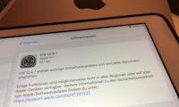 iOS 12.4.7: Security-Update für ältere iPhones und iPads ist da