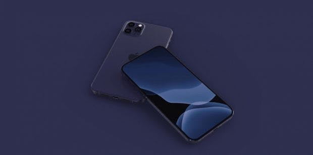 iPhone 12 Pro in Navy Blue