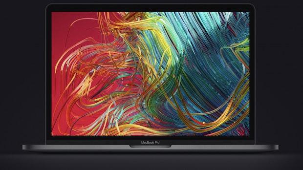 So schlägt sich das Macbook Pro 13 (2020) mit Magic Keyboard im Alltagstest