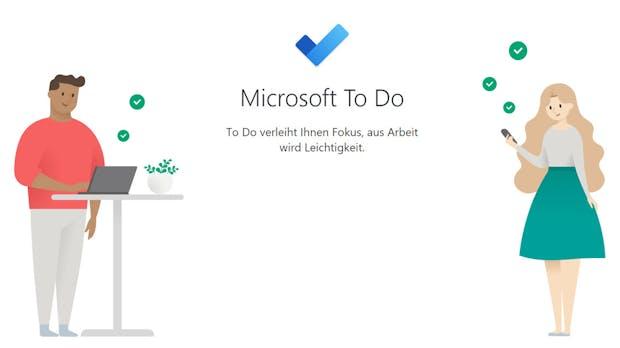 Microsoft To-Do: Update bringt smarte Übersichtslisten für alle Plattformen