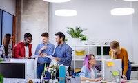 Goodbye Großraumbüro: Corona erzwingt Umdenken - nicht nur im Silicon Valley