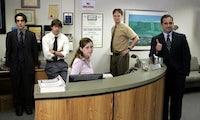 """Alle 201 Folgen von """"The Office"""" – von Impro-Schauspielern auf Slack nachgestellt"""