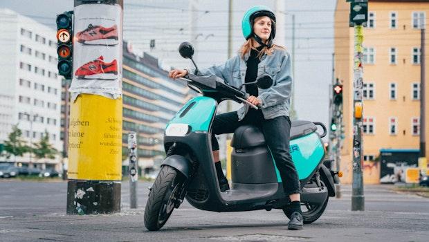 Tier startet E-Moped-Verleih in Berlin. (Foto: Tier)