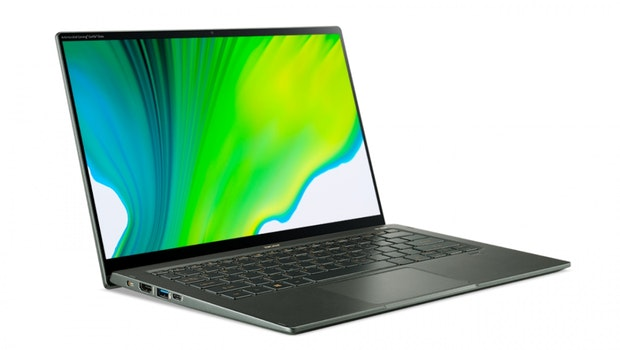 Acer Swift 5 (2020). (Bild: Acer)