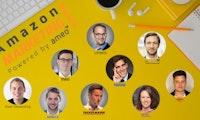 Da kannst du noch was lernen: Sei dabei auf der Amazon Marketing Week 2020